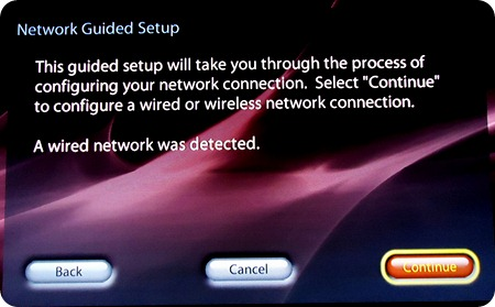 Detecting your Network settings